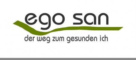 ego san logo banner